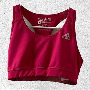Adidas ClimaCool Tech Fit Sports Bra Size S